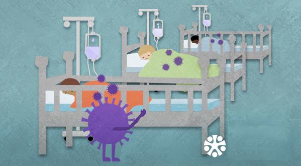 Как вылечить рото вирусную инфекцию у ребенка